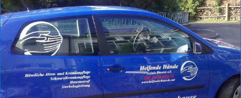 Helfende Hände - Hausnotruf